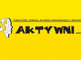 AKTYWNI Stowarzyszenie Wspierania Aktywności Niepełnosprawnych Intelektualnie logo