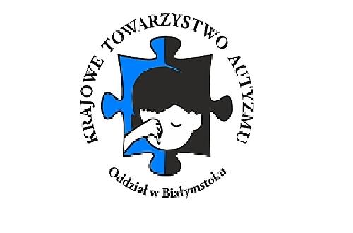 Krajowe Towarzystwo Autyzmu oddział w Białymstoku logo