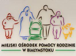 MOPR Miejski Ośrodek Pomocy Rodzinie w Białymstoku