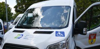 Przewóz osób niepełnosprawnych