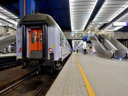 Ułatwienia dostępu na dworcach PKP