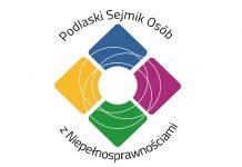 Podlaski Sejmik Osób z Niepełnosprawnościami logo
