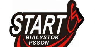 START PSSON Białystok logo