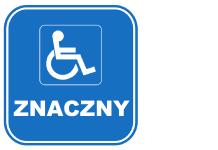 Znaczny stopień niepełnosprawności