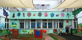 Zaczarowane szpitalne patio